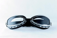 Slimline Aviator Goggles with Clear Lens