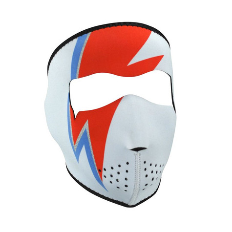 Zan Headgear Full Face Mask - Bowie
