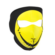 Zan Headgear Full Face Mask - Smiley