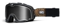 100% Barstow Snake River Motorcycle Goggles - Front