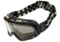 100% Barstow Checkers Motorcycle Goggles