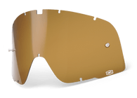 100% Barstow Goggle Replacement Lens in Bronze Tint.