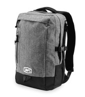 100% Transit Riding Motorcycle Backpack in Heather Grey