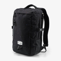100% Transit Motorcycle Backpack in Skylar Black