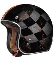 Torc DOT 3/4 Motorcycle Helmet with Finale paint scheme