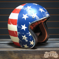 Torc T-50 Old Glory Moto Helmet - Overview