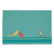 Song Bird Embellished Placemat - Set of 4