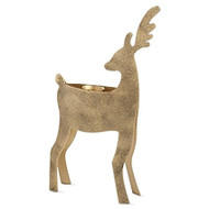 Tag Small Reindeer Taper Holder