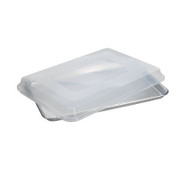 Nordic Ware Natural Aluminum Commercial Baker's Half Sheet with Lid