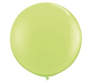 "Qualatex 36"" Lime Green Latex Balloon"