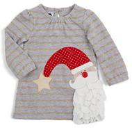 Toddler Girls Santa Dress