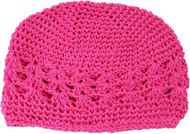 Kufi Infant Hats (Hot Pink)
