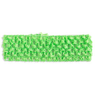 Light Green Crochet Headband