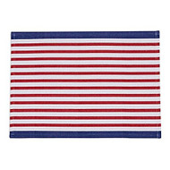DII Apple Nautical Placemats - Set of 4