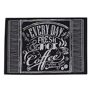 DII Coffee Chalkboard Placemats - Set of 4