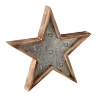 "13"" LED Lighted Star"