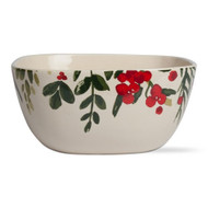 Greenery Serving Bowl