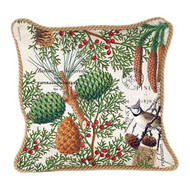 Michel Design Works Spruce Square Pillow