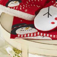 Snowman Placemats - Set of 4
