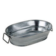 Galvanized Sandwich Server