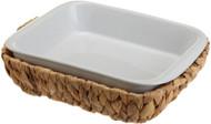 DII Rectangular Baker with Basket