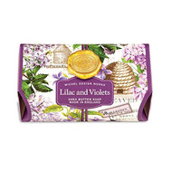 Lilac & Violets Large Bar Soap