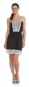 Mud Pie Bliss Dress Black - Small