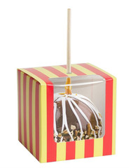 Candy Apple Box with Window - Package of 10