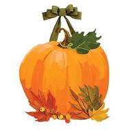 Harvest Pumpkins Door Decoration