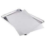 "50 ct ""Silicone"" Reusable Baking Half Sheet Parchment Sheets"