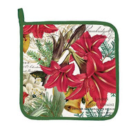 Michel Design Works Joyous Christmas Potholder