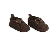 Baby Boys Brown Classic Shoes 12-18 months