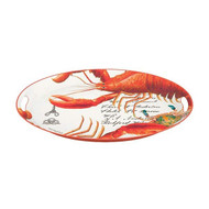 Lobster Large Metal Tray