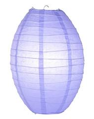 Lavender Kawaii Paper Lantern - Set of 2