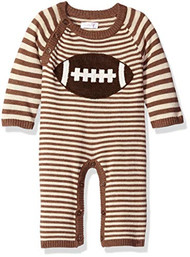 Infant Boys Football One Piece (9-12 months)