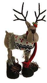 """13"""" Standing Reindeer 1"""