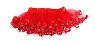 Baby Girl Party Red Tutu