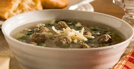 Chicken Noodle Soup, Little Italy Wedding Soup & Cornbread Mix