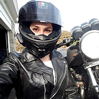 VikingCycle Cruise Motorcycle Jacket for Women