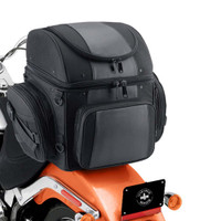 Large Back Rest Sissy Bar Bag( 4080 cubic inches) 3