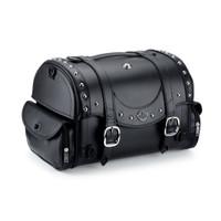 Viking Century Studded Trunk 2050 CI Motorcycle Sissy Bar Bag 2