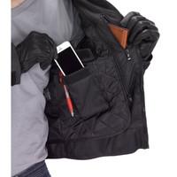 VikingCycle Hammer Motorcycle Jacket for Men Inner Pocket