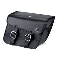 Harley Sportster 883 Low XL883L Thor Series Small Leather Saddlebags