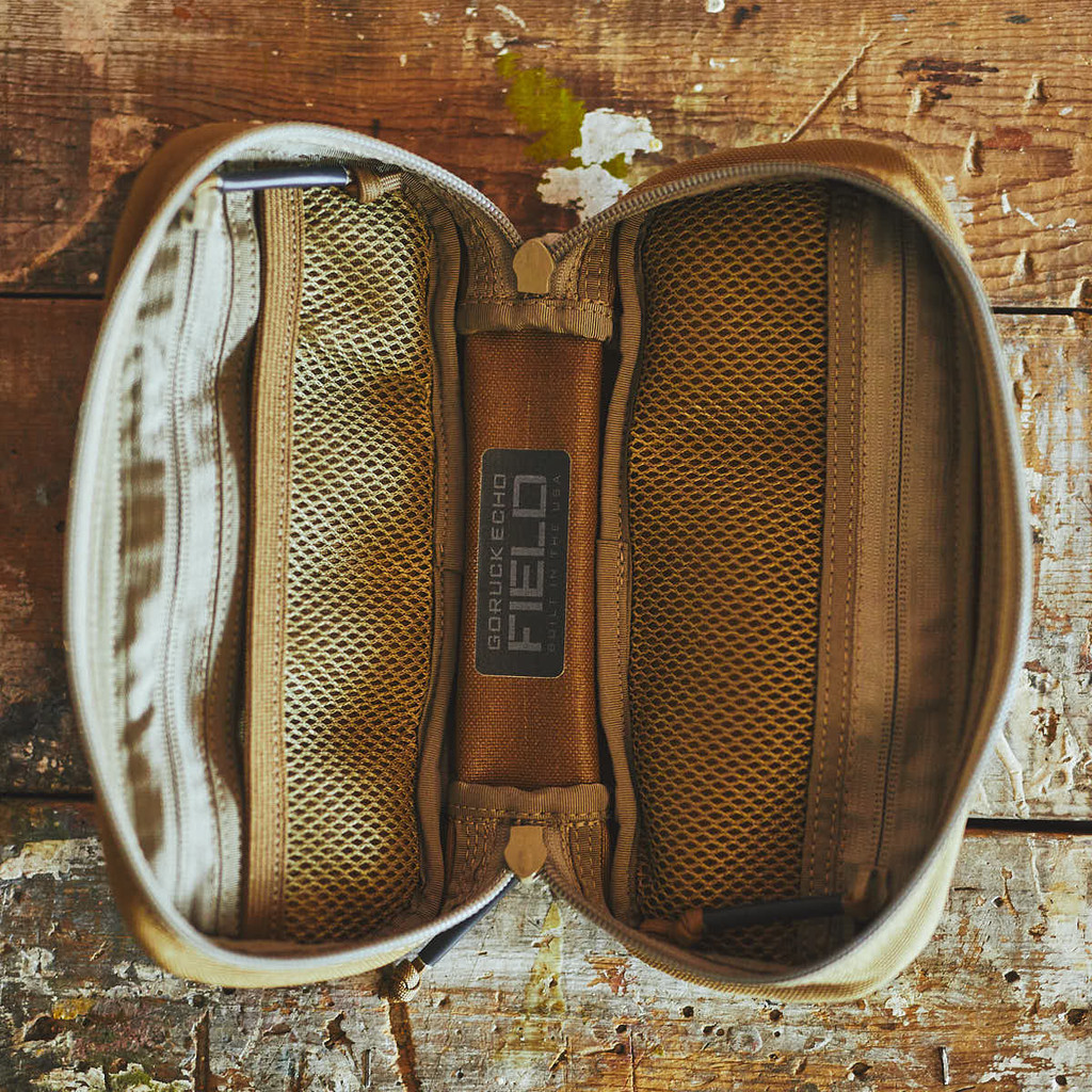 Padded Field Pocket - Echo