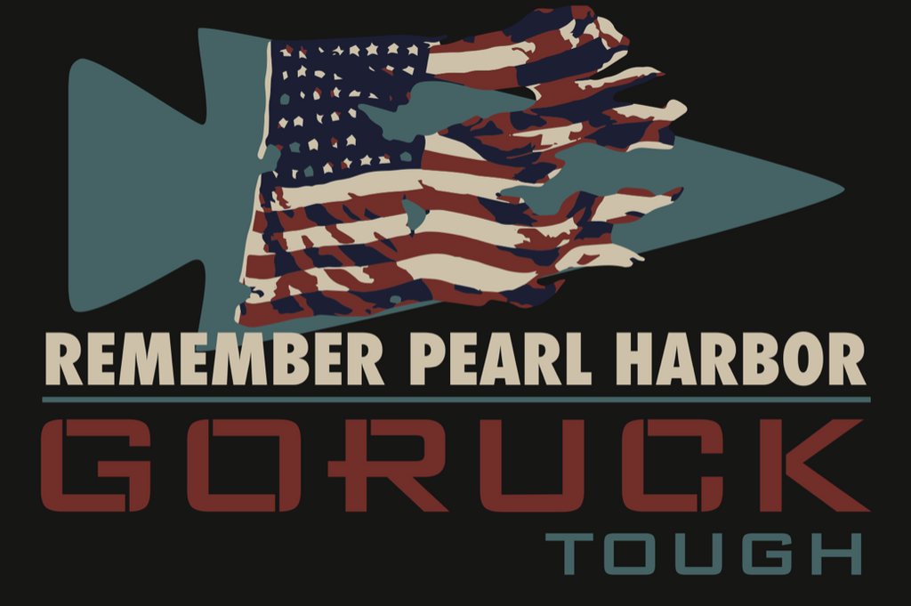 Patch for Tough Challenge: San Diego, CA 12/07/2018 21:00