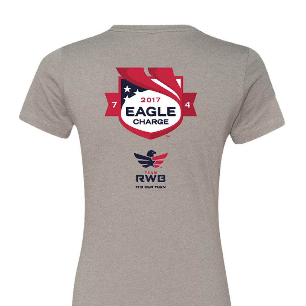 T-shirt - Eagle Charge (Women)