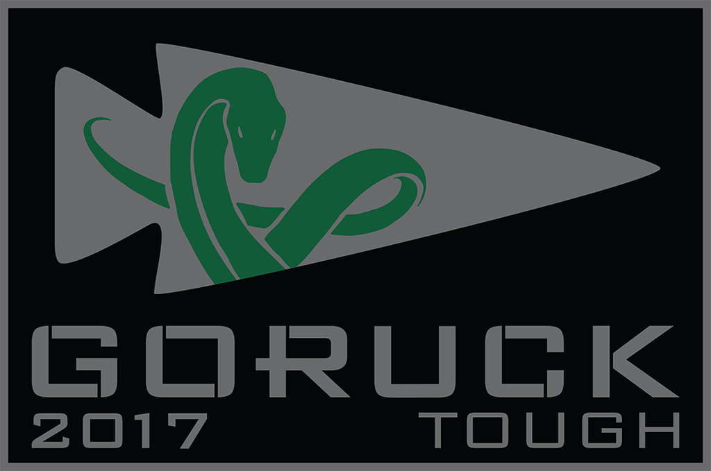 Patch for Tough Challenge: Atlanta, GA 08/04/2017 21:00