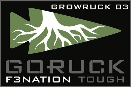 Patch for Custom Tough Challenge: New Orleans, LA (F3 GrowRUCK 03) 06/10/2017 21:00