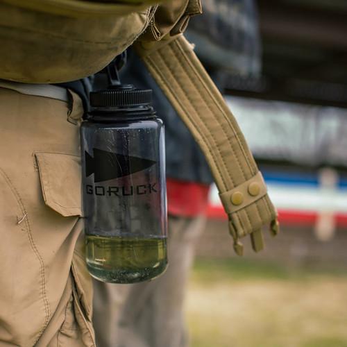 Water Bottle - GORUCK Logo
