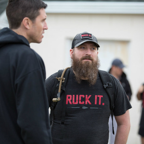 T-shirt - Ruck It